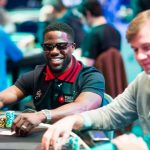 Comedian Kevin Hart entered the PokerStars Championship Monte Carlo €100,000 buy-in Super High Roller and was knocked out on Day 2.