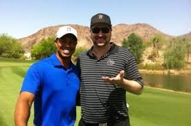 Tiger Woods Phil Hellmuth