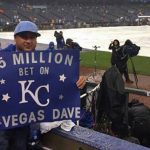 Professional gambler, David Oancea, who goes by the nickname, Vegas Dave, has made millions betting on underdogs, but was charged this week with 18 felony counts, including misusing social security numbers. (Image: Las Vegas Review Journal)