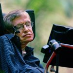 Place your bets: Physicist Steven Hawking is claiming in a new documentary that we are destroying the planet and will have to relocate in about 100 years to survive. (Image: Business Insider)