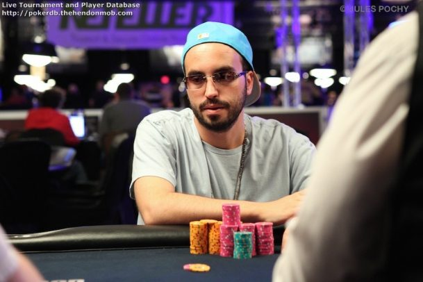 Bryn Kenney in the lead for GPI Player of the Year