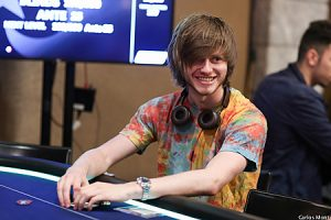 Playing from Mexican Starbucks Charlie Carrel Goes from Short Stack to SCOOP Champ for $1.2 Million