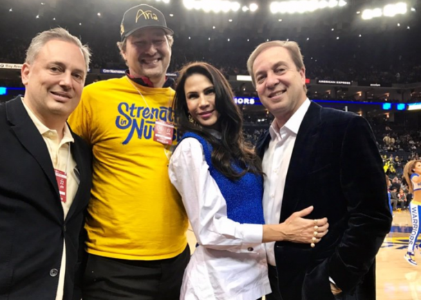 Hellmuth and Golden Warriors owner et al