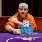 "Jason Baldridge was primarily a cash game players before switching to tournaments and promptly winning $227,412 in the ""Big Easy."" (Image: WSOP)"