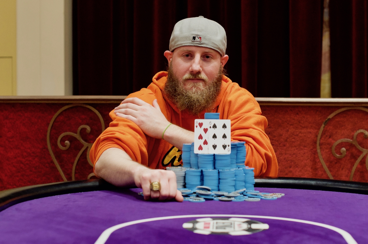 Jason Baldridge Wins Harrah's New Orleans Main Event to Close Out WSOP Circuit Season