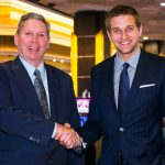 World Poker Tour (WPT) host Mike Sexton (left) has decided to retire from TV, and will hand over the reigns to Tony Dunst. (Image: wpt.com)