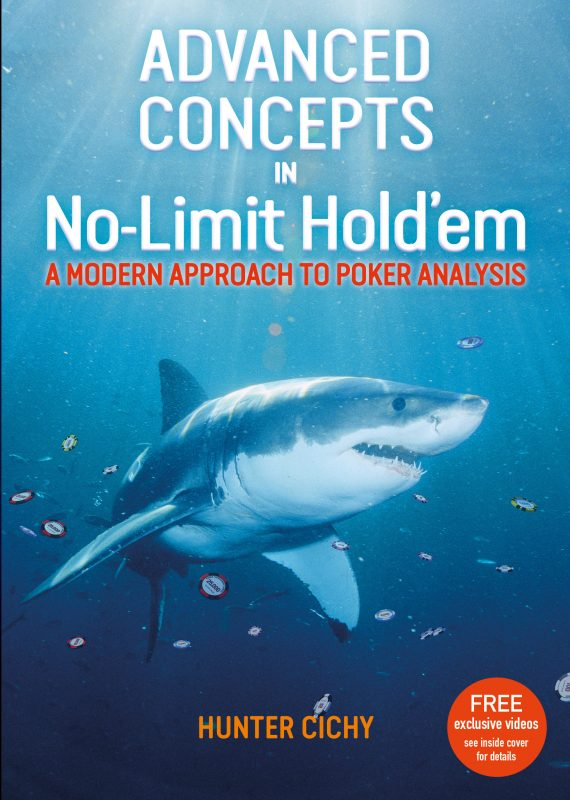 Advanced Concepts in No Limit Hold'em cover
