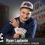 WSOP 2016 bracelet winner Ryan Laplante will be among 19 players from CardsChat in this year's Colossus III. (Image: WSOP)
