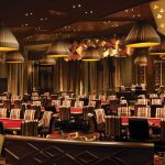 We're willing to bet everything we have that the Aria poker room won't be empty this holiday weekend. (Image: Aria Poker)