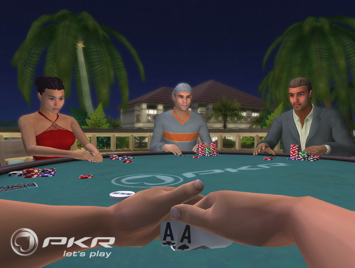 Financial Difficulties Force 3D Poker Innovator PKR to Fold