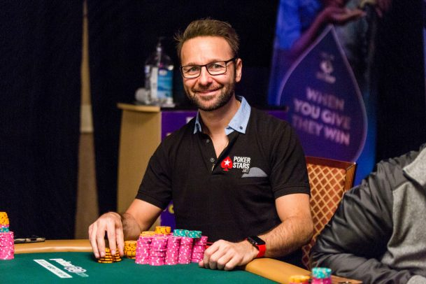 Daniel Negreanu, Event #30 $10K HORSE final table leader