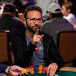 Daniel Negreanu booked his 100th career WSOP cash with an 18th place finish in $10k Seven-Stud Hi-Lo 8OB, but don't even get him started on what this means for his chances of winning 2017 Player of the Year. (Image: Melissa Haereiti / PokerPhotoArchive.com)