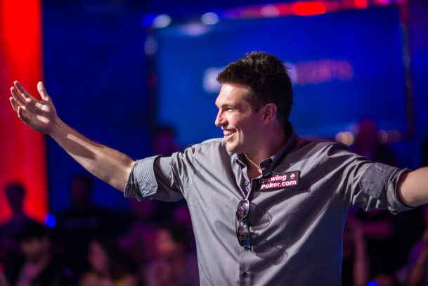 Doug Polk 2017 WSOP $111K High Roller for One Drop winner