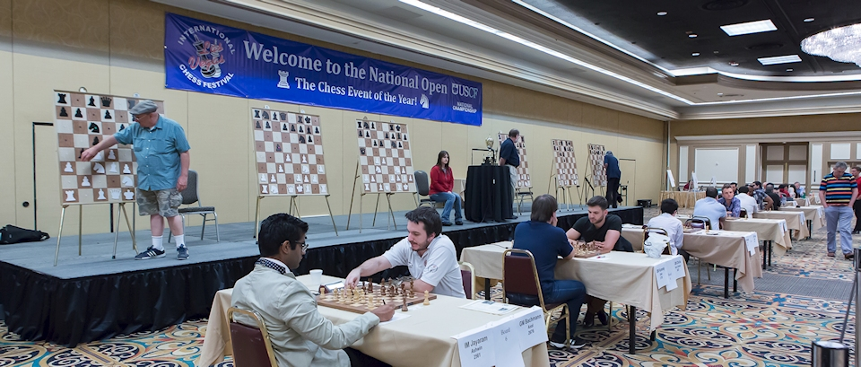 WSOP Not the Only Game in Town as Las Vegas International Chess Festival Concludes