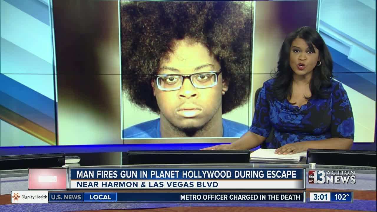 Gunshot Erupts During Planet Hollywood 2017 Phamous Poker Goliath Series