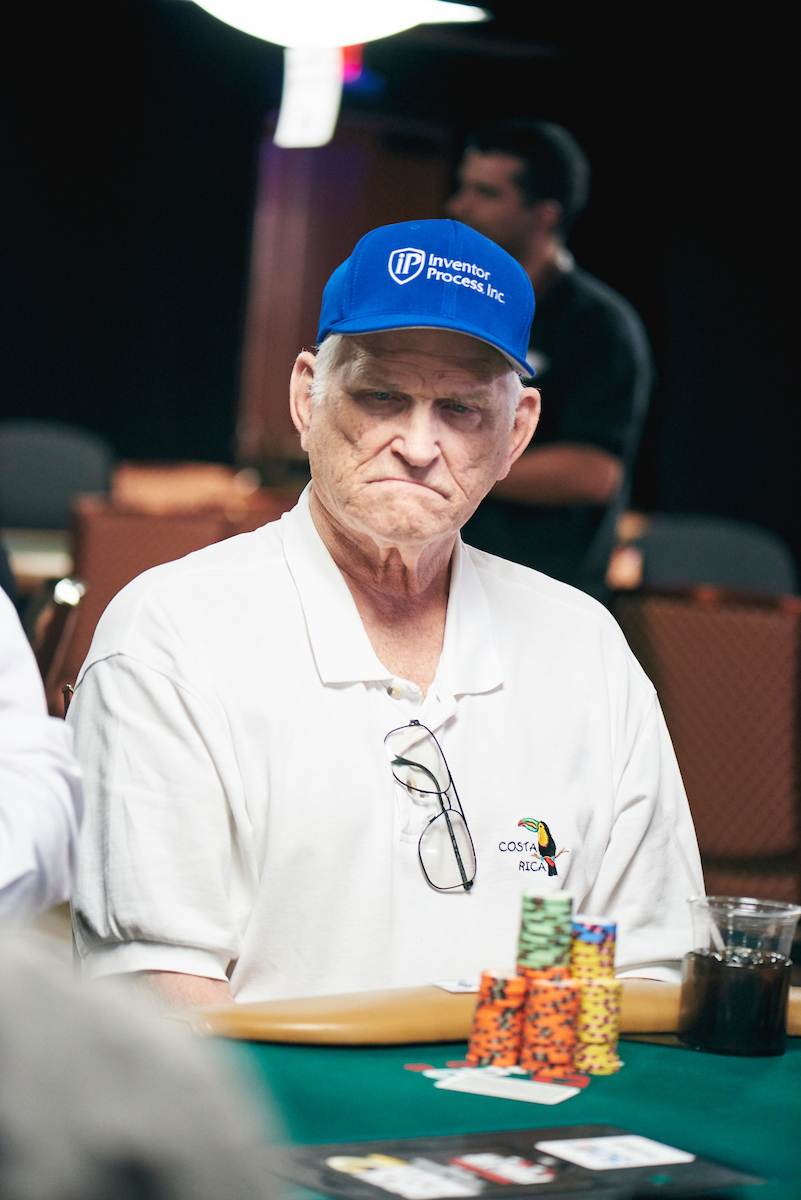 Seniors Rule the Day at WSOP 2017: TJ Cloutier Still In It to Win It, While Ernest Bohn Wins $1,500 Stud Hi-Lo