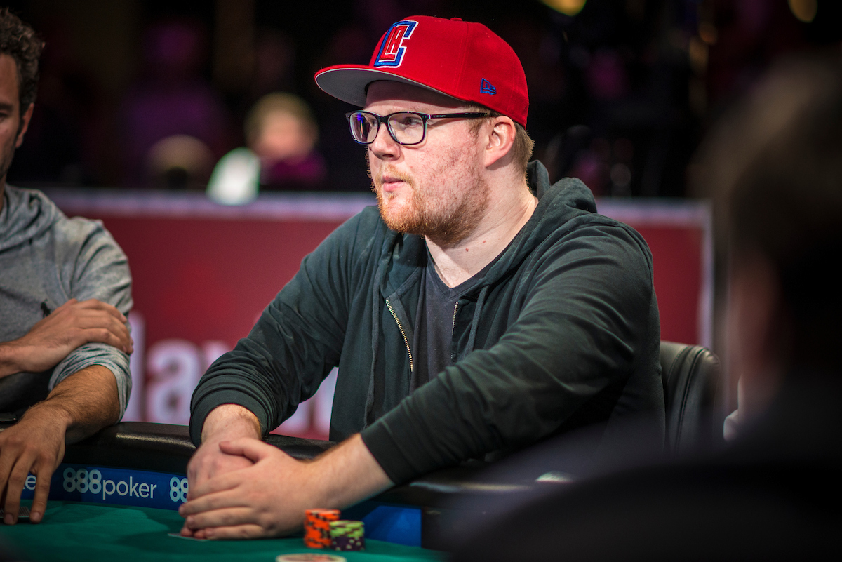 Hammer-Time at WSOP, Greenstein's Rising Star, Brunson on Fire, and Hughes Wins Nothing to Take POY Lead