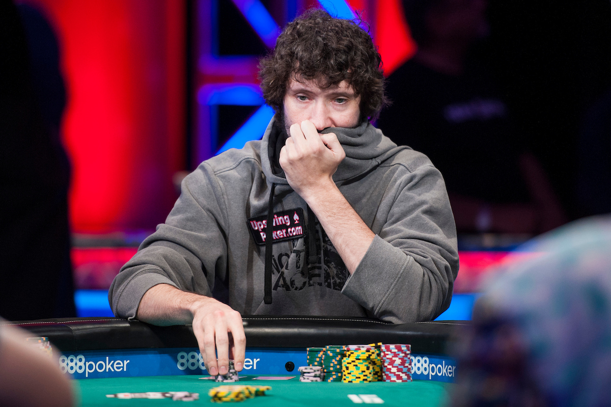 Dan Ott, WSOP final table