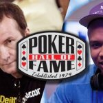 Phil Ivey and David 'Devilfish' Ulliot Enshrined in Poker Hall of Fame