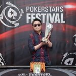 Taehoon Han turns down a deal to win the PokerStars Festival Korean Main Event outright against the vastly more experienced Yuki Ko. (Image: PokerStars)