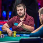 Scott Blumstein has the most chips going into the 2017 WSOP Main Event final table, but should that really be enough to give him the best odds of winning? (Image: Drew Amato / PokerPhotoArchives.com)