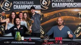 Kurganov and Chidwick Capture High Roller Titles at PokerStars Championship Barcelona