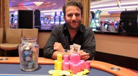 Floridian Poker Player's $23K Tourney Win Helps Pay Mom's Medical Bills