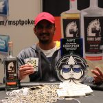 Satish Thakur is an IT programmer for the state of Michigan, but after his MSPT win on Sunday he's now known as Indiana's State Poker Champ. (Image: MSPT)