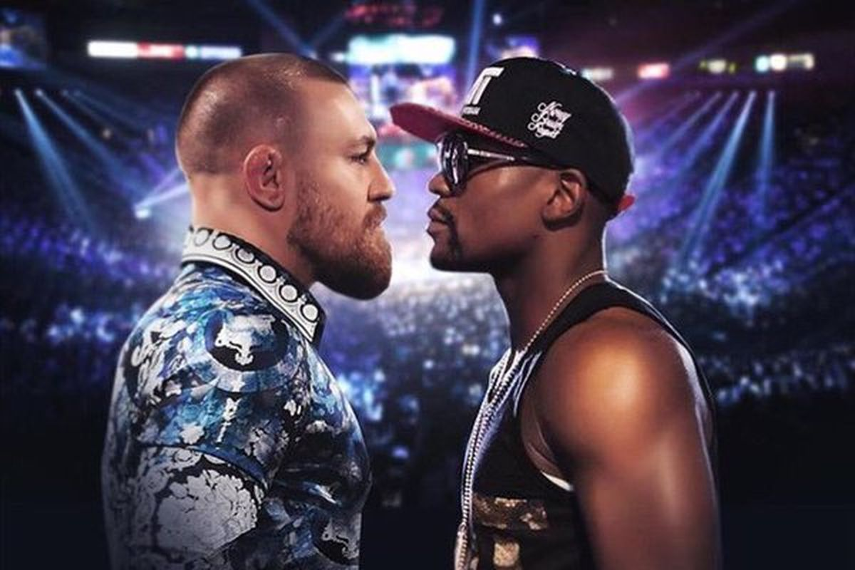 Floyd Mayweather vs. Connor McGregor, Saturday, Aug. 25, 2017, Las Vegas, NV