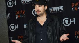 Phil Hellmuth to Take Over for Tony Dunst As Face of WPT's 'Raw Deal'