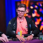 Fedor Holz leads a crew of German pros who are absolutely dominating the $100,000 buy-in Poker Masters championship event. (Image: Poker Central)