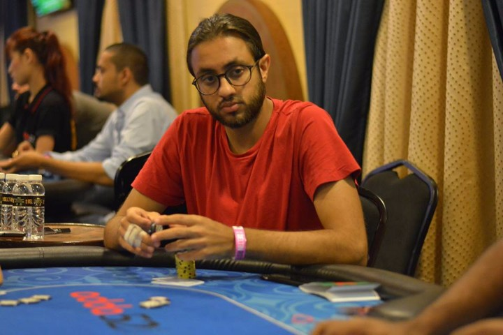 Abhishek Goindi, Indian poker pro