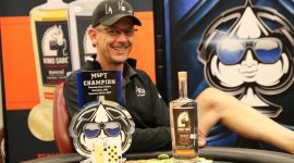 Jeff Birt Wins $81K at Largest-Ever MSPT Running Aces Event