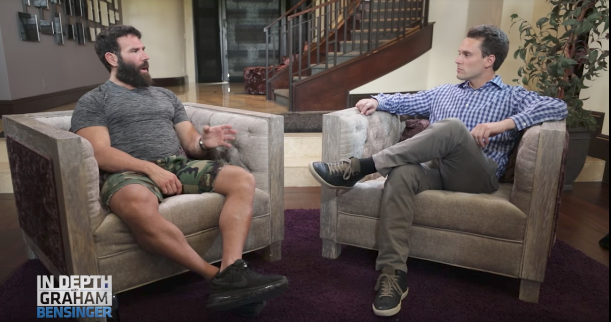 Dan Bilzerian Interview Talks of $12.8 Million Poker Win, Trust Fund Denials, Drug Tales