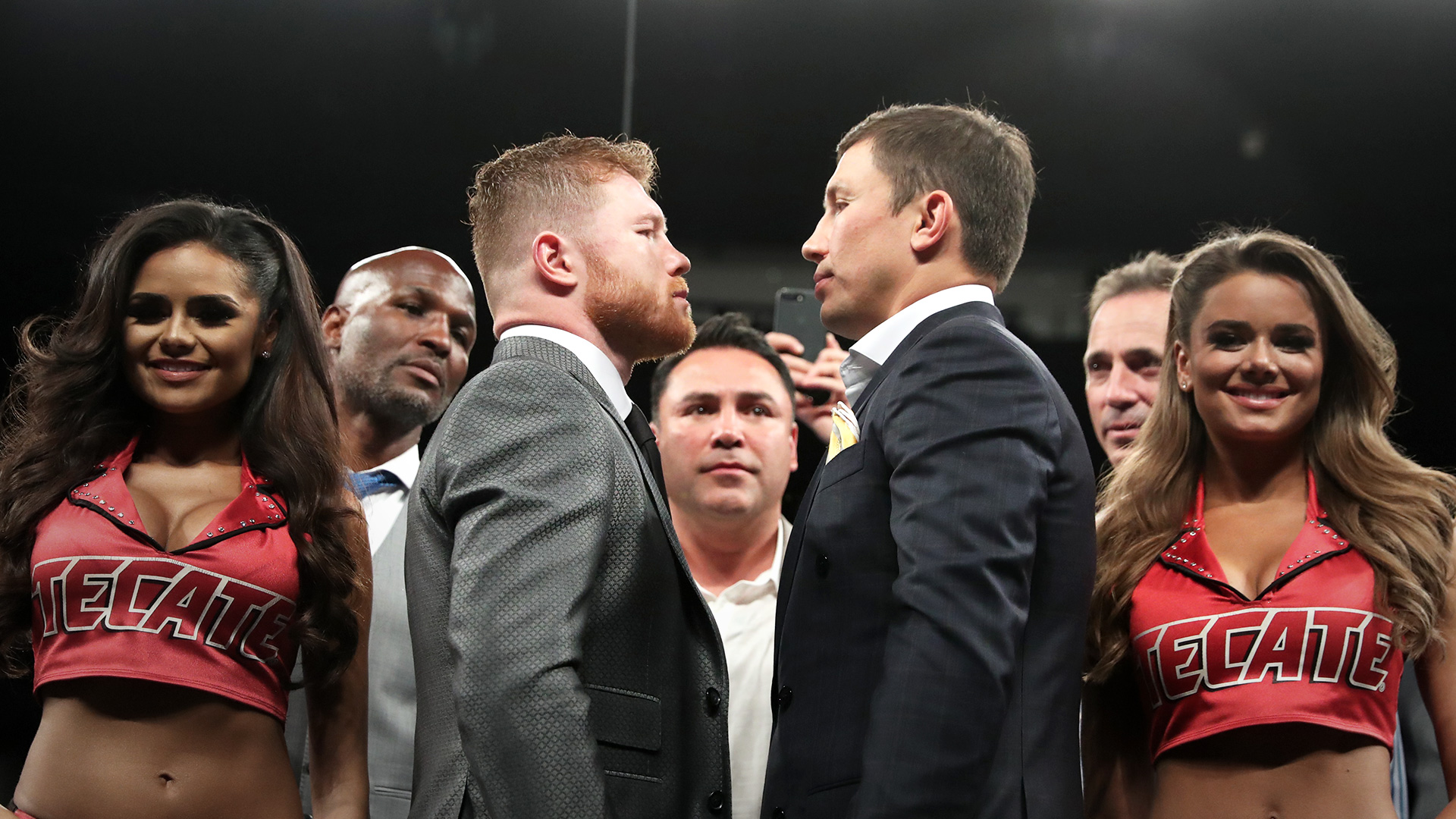 Golovkin-Alvarez fight