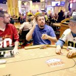 Hollywood Casino Toledo Poker Room Manager Elliott Schecter has received a positive response for his recent deaf-only tournament. (Image: Toledo Blade)