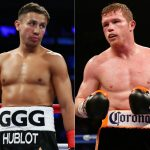 Middleweight Triple G-Alvarez Fight Almost a Betting Toss-Up in Las Vegas