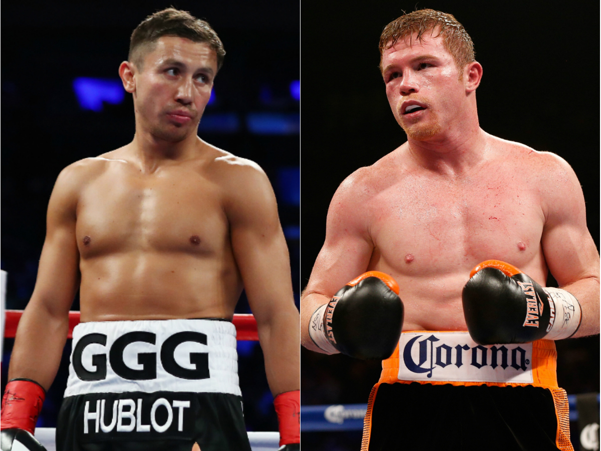GGG-Alvarez betting line