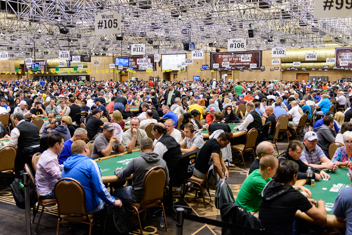 Wsop Poker Room