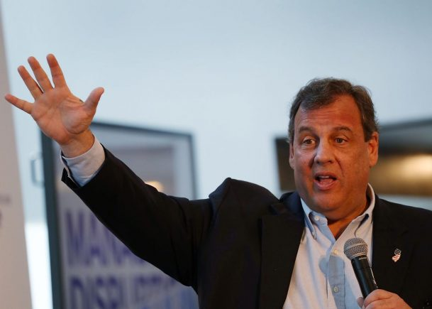 Chris Christie multi-state shared online poker liquidity