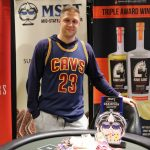 Chris Meyers plans to upgrade his Cleveland Cavaliers tickets after winning the largest poker tournament in Michigan history. (Image: MSPT)