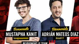 French Site Winamax Signs Mustapha Kanit and Adrian Mateos to Lead European Expansion