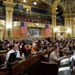 Pennsylvania on Verge of Legalizing Online Poker, DFS, and Casino Gambling