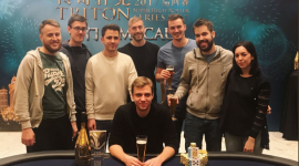 German Domination Continues as Stefan Schillhabel Wins Triton Super High Roller for $752K