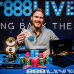 The UK's Tom has been on fire this past year, but not without suffering through some ups and downs including a grueling heads-up battle. (Image: 888poker)