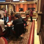Bellagio Poker Room Armed Robber Gets Away with Cash, Still at Large