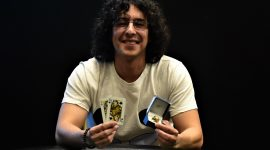 WSOP Circuit Planet Hollywood: Fernando Galvan Wins Main Event for $247K, Arkadiy Tsinis Binks Three Ring Tourneys