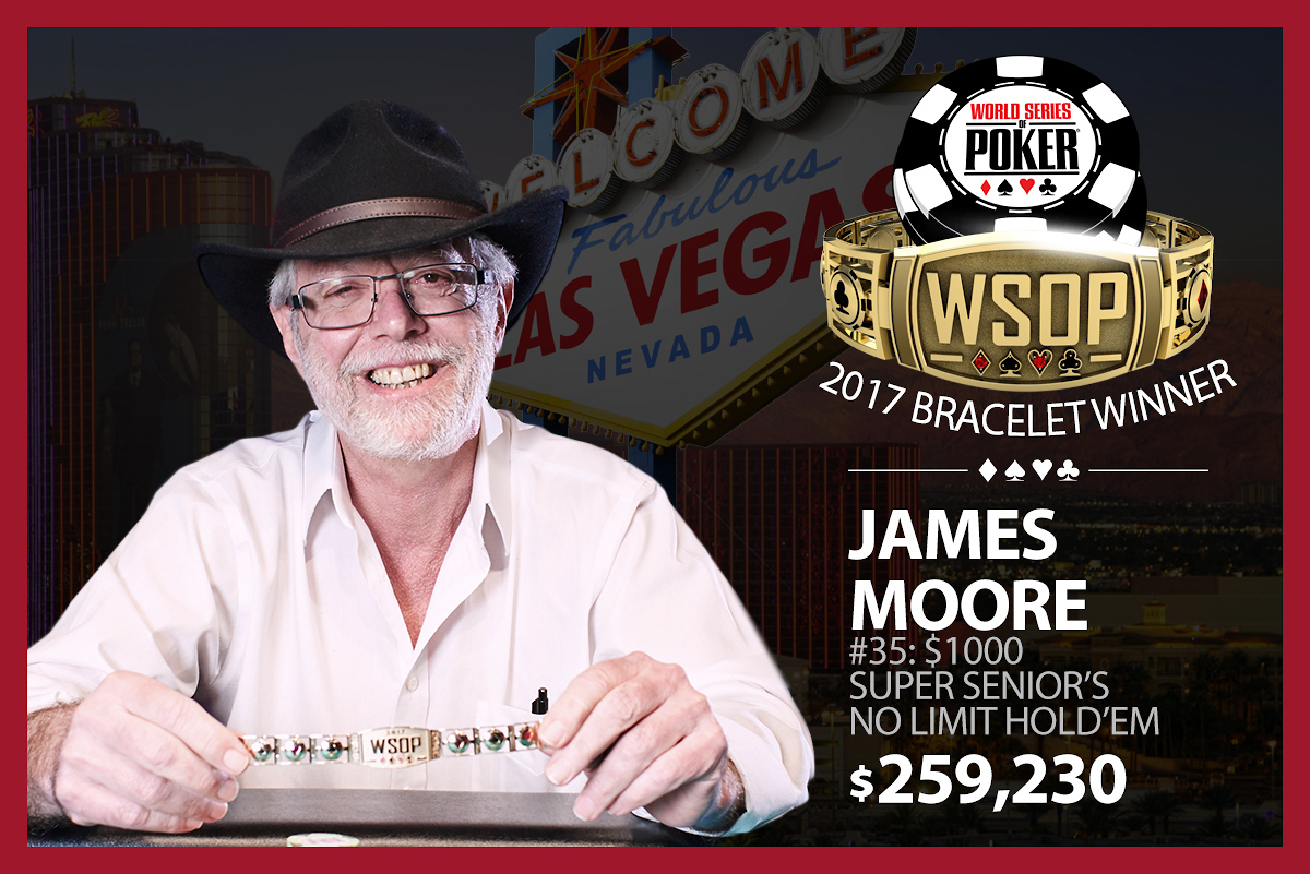 Senior poker tournament las vegas 2017 help for gambling addiction northern ireland