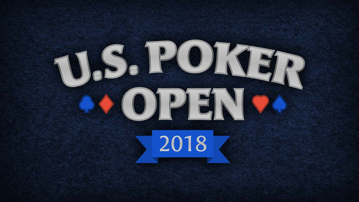 US Poker Open, coming in 2018
