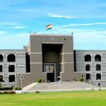 The Gujarat High Court in Ahmedabad is the scene of the latest decisions affecting the legal fate of poker in India. (Image: Wikipedia)